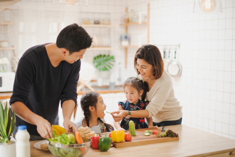 3 Tips For Making The Most Of Family Time In The Kitchen