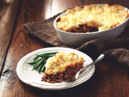 Quorn Meatless Shepherd's Pie
