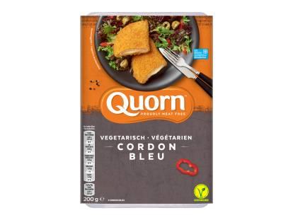 Cordon bleu végétarien de Quorn