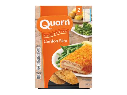 Cordon bleu végétarien au jambon et fromage - Quorn