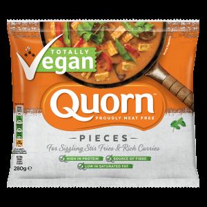 Vegan & Meat Free Szechuan Stir Fry Recipe with Tasty Pieces   Quorn