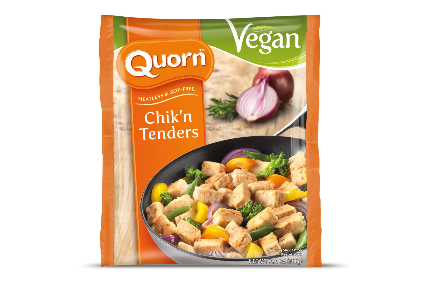 Quorn USA Launch Vegan Products