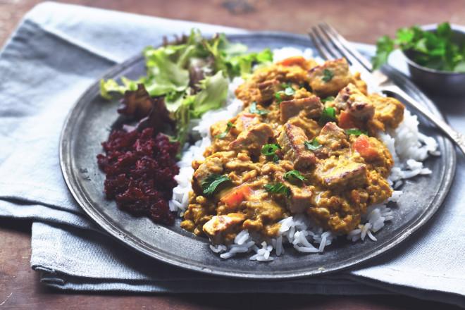 Quorn Pieces Katsu Curry Recipe
