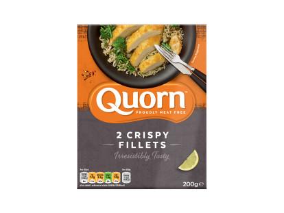 Quorn Crispy Fillets