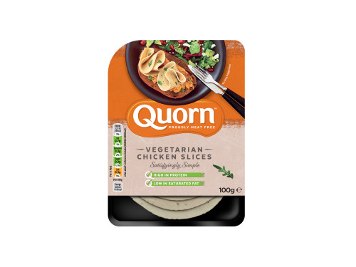 Quorn Vegetarian Chicken Slices