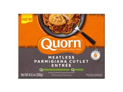 Quorn Meatless Parmigiana Cutlet Entrée