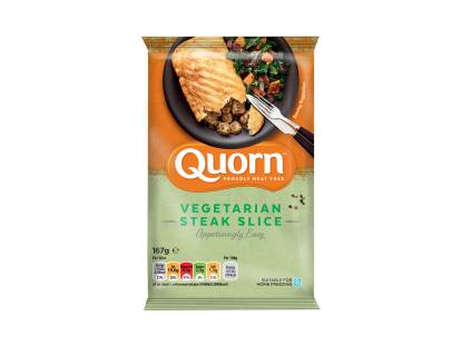 Quorn Vegetarian Steak Slice