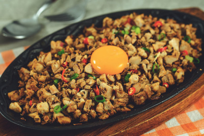 Quorn Meat-Free Sisig