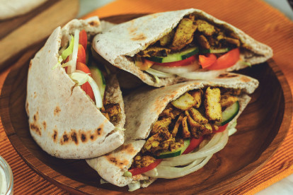 Quorn Meat-Free Pita Pockets