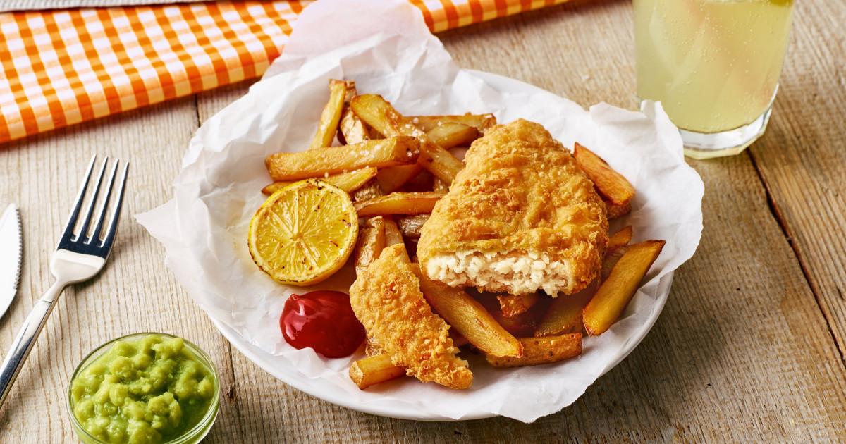 Fishless Vegan Recipes | Quorn