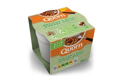 Quorn Mexican 3 Bean Wonder Grains