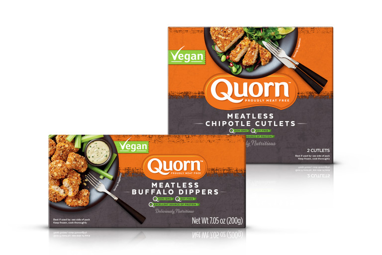 Introducing two new vegan products