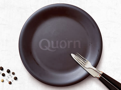 Aufschnitt Quorn™ Extrawurst Fein