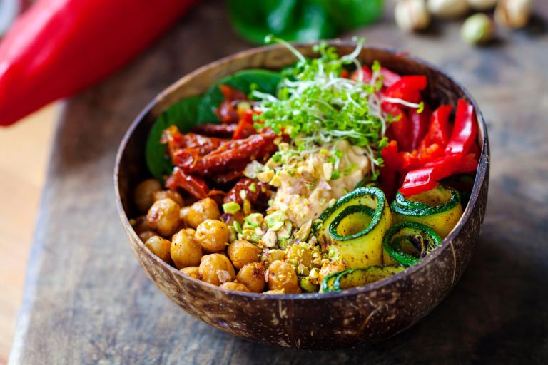 4 Simple Ways to Make Healthy Meat-Free Food Taste Amazing