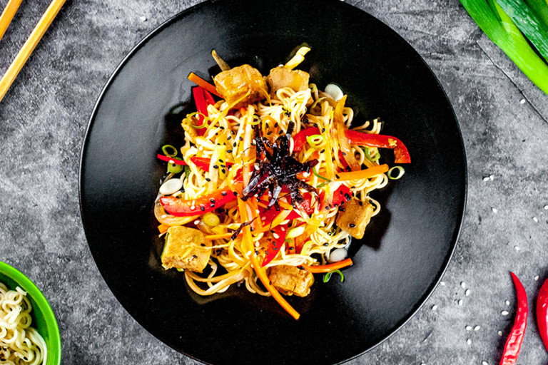 Quorn Pieces Yakisoba
