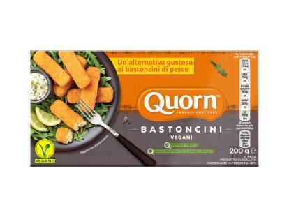 Bastoncini Quorn vegani