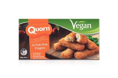 Vegan Fish Free Fingers