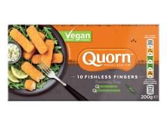 Quorn Vegan Fishless Fingers