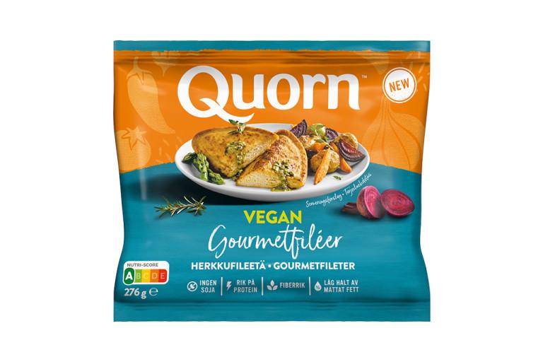 Quorn Vegan Gourmetfiléer