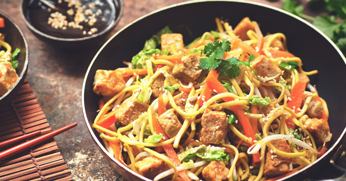 chow mein recipe quorn meat free chicken pieces quorn. Black Bedroom Furniture Sets. Home Design Ideas