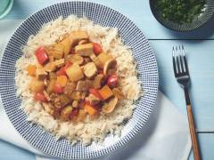 Quorn Meatless Caribbean Chicken Stew