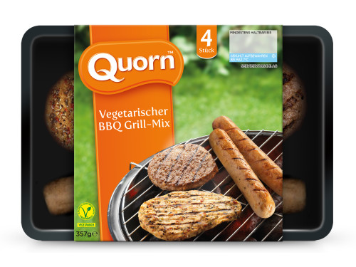 Vegetarischer Bbq Grill-Mix