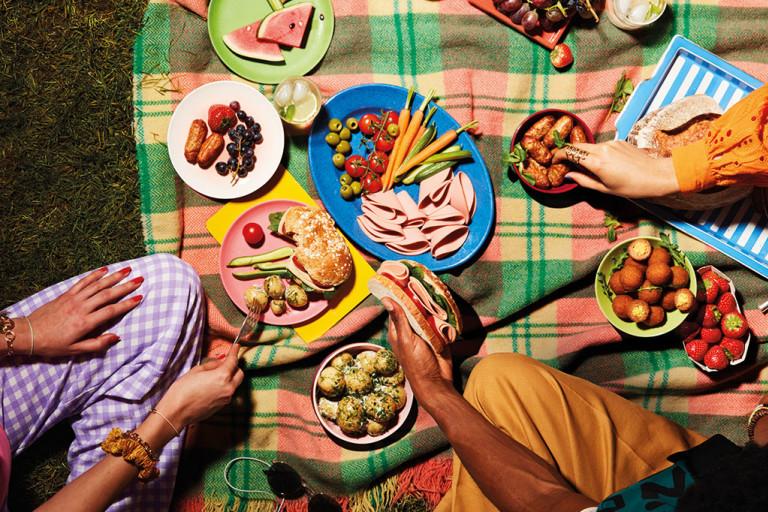 Vegetarian & Vegan Picnic Tips