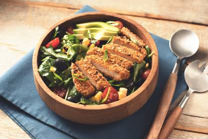 Quorn Southwest Chick'n Salad