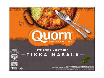 Quorn Ovo-Lakto-Vegetarisk Tikka Masala