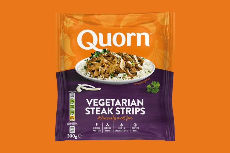 Quorn Vegetarian Steak Strips are Back!