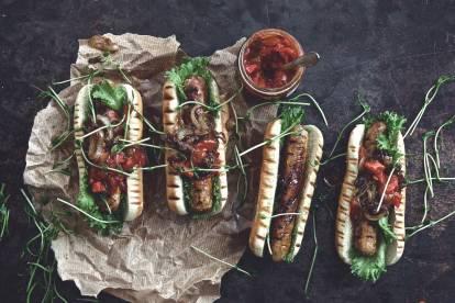 Våra lakto-ovo-vegetariska produkter