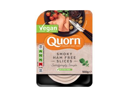Quorn Vegan Ham Free Slices