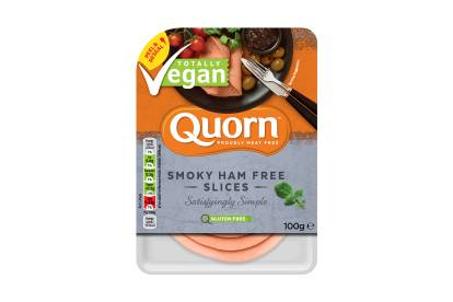 quorn vegan smoky ham free slices