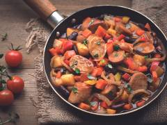 Quorn Sausage & Bean One-Pot Stew