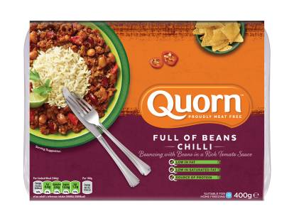 Quorn Full of Beans Chilli