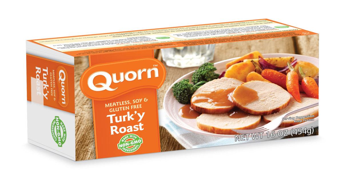 turkey dinner nutrition information