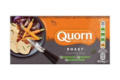 frozen meat free quorn roast