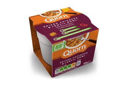 Quorn Spiced Chickpea & Lentil Bowl