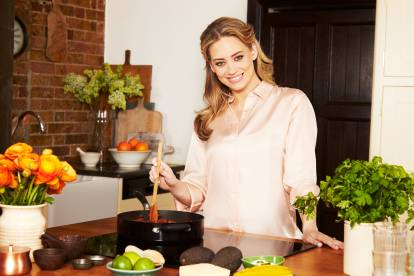 Kimberley Wyatt Recipes