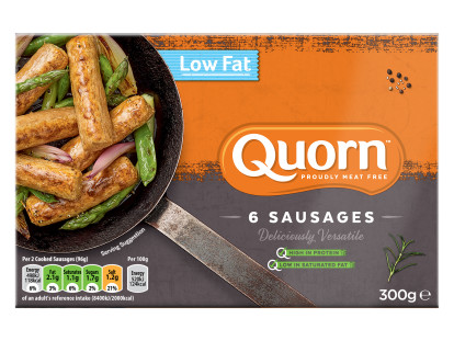 Quorn Low Fat Sausages