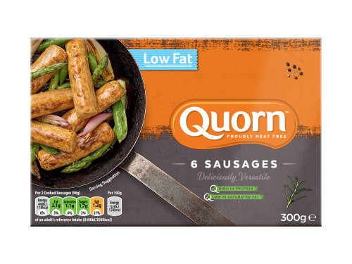 Quorn Low Fat Sausages