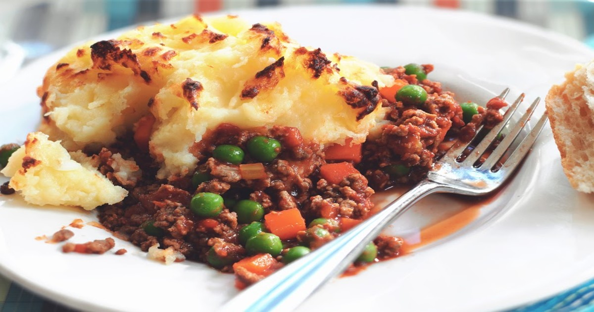 Cottage Pie Recipe - Delicious & Meat Free | Quorn