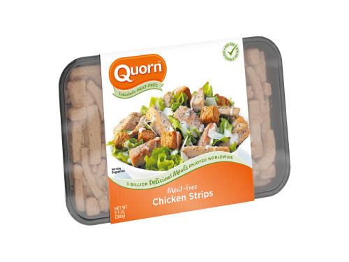 Meatless Chicken Strips