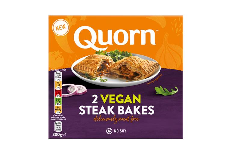 Vegan Steak Bakes
