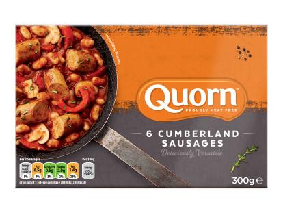 Quorn Cumberland Sausage
