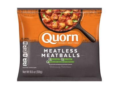 quorn meatless meatballs