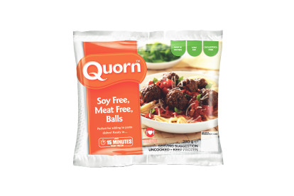 Soy Free, Meat Free Balls