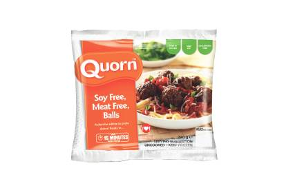 Soy Free, Meat Free Balls