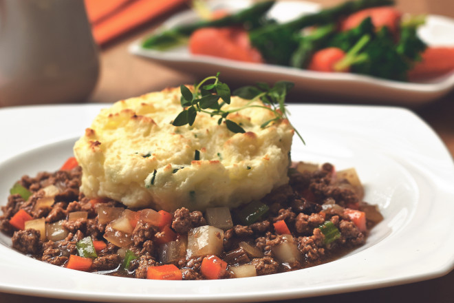 Quorn Meat Free Deconstructed Cottage Pie
