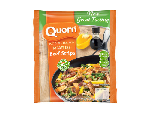 Meatless Beef Strips